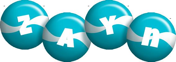 Zayn messi logo