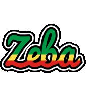 Zeba african logo