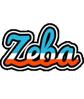 Zeba america logo