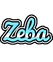 Zeba argentine logo