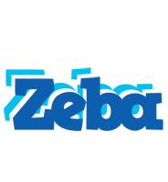 Zeba business logo