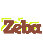 Zeba caffeebar logo