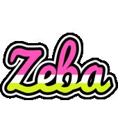 Zeba candies logo