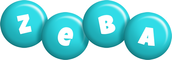 Zeba candy-azur logo