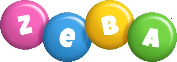 Zeba candy logo