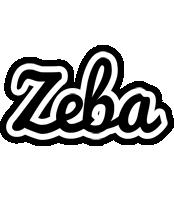 Zeba chess logo