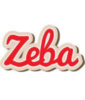 Zeba chocolate logo
