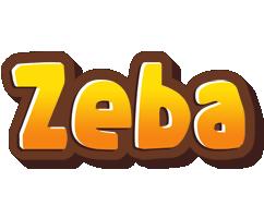 Zeba cookies logo