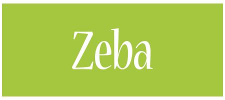 Zeba family logo