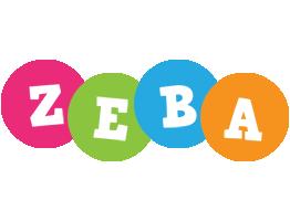 Zeba friends logo