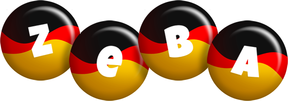 Zeba german logo