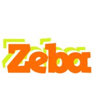 Zeba healthy logo