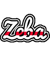 Zeba kingdom logo