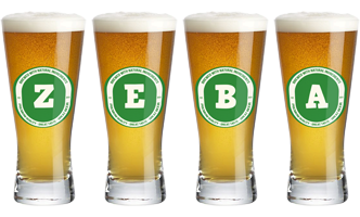 Zeba lager logo