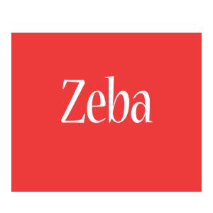 Zeba love logo
