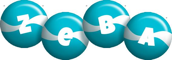 Zeba messi logo