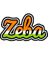 Zeba mumbai logo