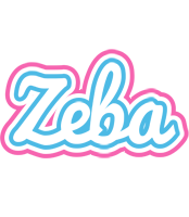 Zeba outdoors logo