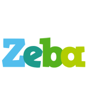 Zeba rainbows logo