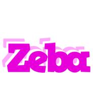 Zeba rumba logo