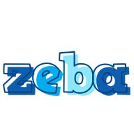 Zeba sailor logo