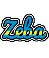 Zeba sweden logo