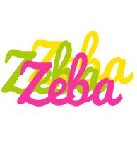Zeba sweets logo