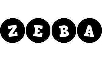 Zeba tools logo