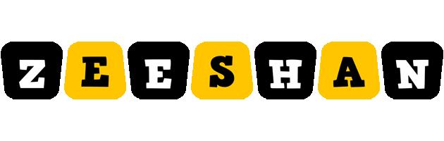 Zeeshan boots logo