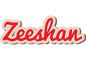 Zeeshan chocolate logo