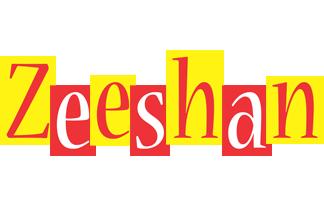 Zeeshan errors logo