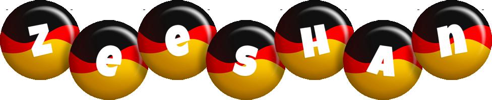 Zeeshan german logo