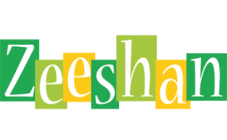 Zeeshan lemonade logo
