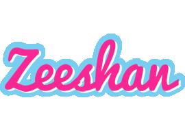 Zeeshan popstar logo