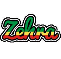 Zehra african logo