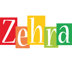 Zehra colors logo