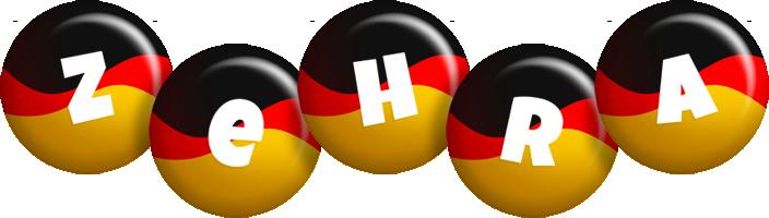 Zehra german logo