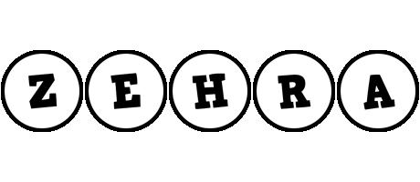 Zehra handy logo