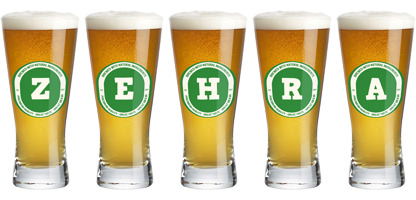 Zehra lager logo