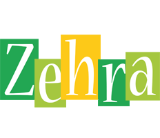 Zehra lemonade logo