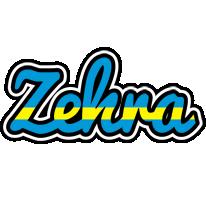 Zehra sweden logo