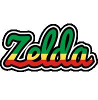 Zelda african logo