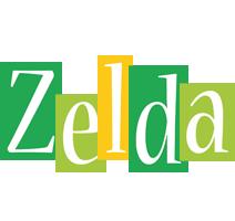 Zelda lemonade logo