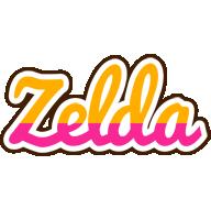 Zelda smoothie logo