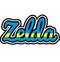 Zelda sweden logo