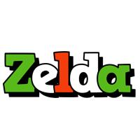 Zelda venezia logo