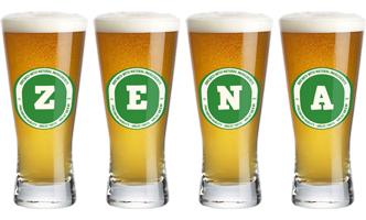Zena lager logo
