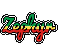 Zephyr african logo