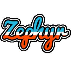 Zephyr america logo
