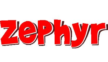 Zephyr basket logo